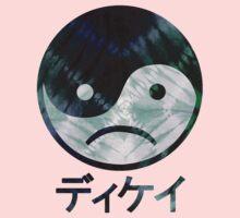 Yin Yang Face III Kids Clothes