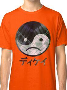 Yin Yang Face III Classic T-Shirt