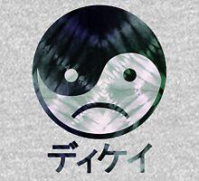 Yin Yang Face III Unisex T-Shirt
