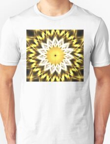 Queen Anne's Lace Gold Unisex T-Shirt
