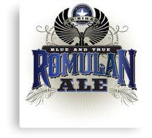 Romulan Ale Canvas Print