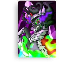 Sombra's Rage Canvas Print