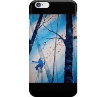 The Beautiful Blues iPhone Case/Skin
