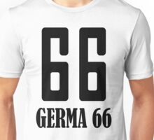Germa Double-Six Unisex T-Shirt