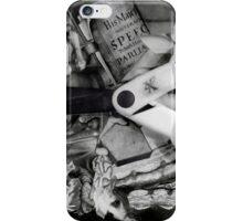 The Stolen Scissors. iPhone Case/Skin