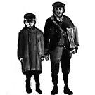 Early 20th Century Newsboys  by Daniel Gallegos