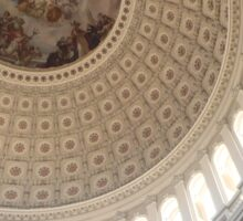 Capitol Sticker