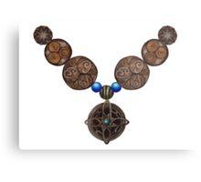 Is that an Amulet of Mara? Metal Print