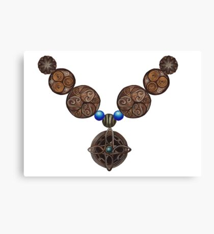 Is that an Amulet of Mara? Canvas Print