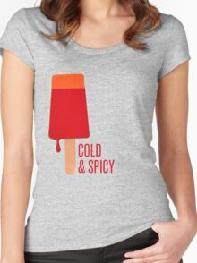 MGM- Cold & Spicy 2014 Women's Fitted Scoop T-Shirt