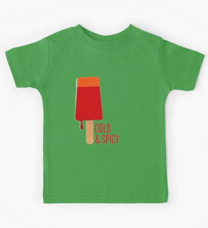 MGM- Cold & Spicy 2014 Kids Tee
