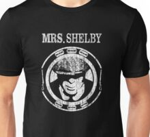 Mrs. Shelby. Peaky Blinders. Unisex T-Shirt