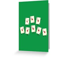 Viva Las Vegas! Greeting Card