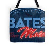 Bates Motel Tote Bag