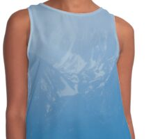 Invisible Mountains  Contrast Tank