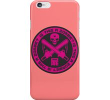 Is this a Zombie? iPhone Case/Skin