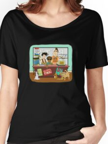 Pet Shop Boys Women's Relaxed Fit T-Shirt