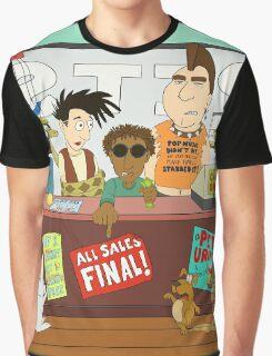 Pet Shop Boys Graphic T-Shirt