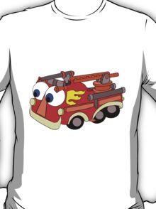 Little Red Firetruck T-Shirt