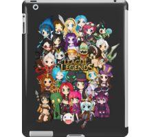 Chibi League of Legends iPad Case/Skin
