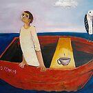 A Storm in a Tea-cup by Saren Dobkins