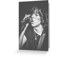 catfish and the bottlemen Greeting Card