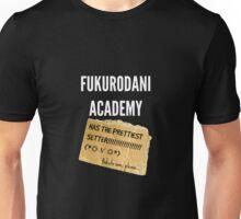 fukurodani has the prettiest setter Unisex T-Shirt