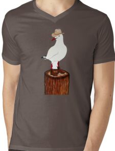 Been there, done that Mens V-Neck T-Shirt
