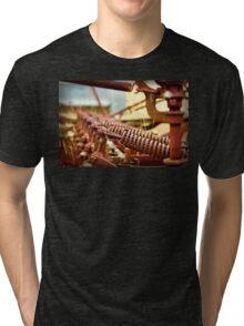 Rusty Plough Tri-blend T-Shirt
