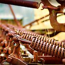Rusty Plough by Stuart Row