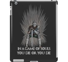 A Game of Souls iPad Case/Skin