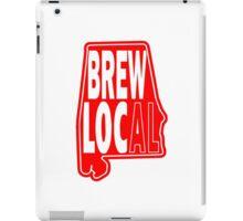 Brew Local Red iPad Case/Skin