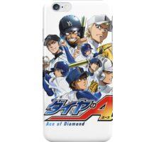 Diamond No Ace Season 2 Logo iPhone Case/Skin