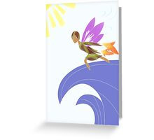 Elemental Fairy Greeting Card