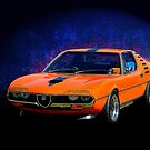 Alfa Romeo Montreal by Stuart Row