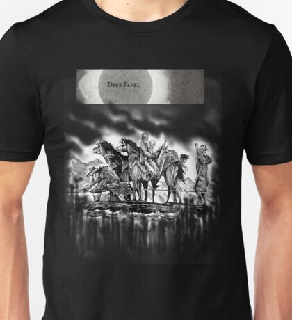 Respectable Hell Horse crossing shirt Unisex T-Shirt