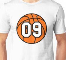 Basketball 09 Unisex T-Shirt