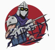 Shredder by cheechardman