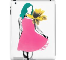 A Touch of Spring iPad Case/Skin