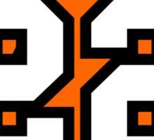 Basketball 22 Sticker