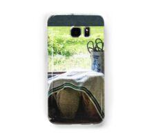 View From Kitchen Window Samsung Galaxy Case/Skin