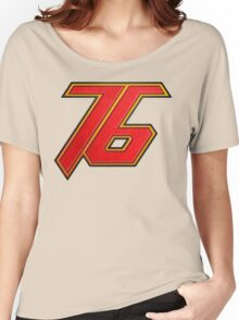 76 Women's Relaxed Fit T-Shirt
