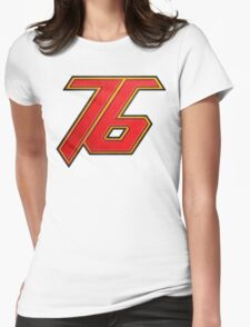 76 Womens Fitted T-Shirt
