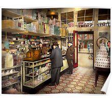 Drugstore - Exact change please 1920 Poster