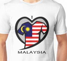 I LOVE MALAYSIA Unisex T-Shirt