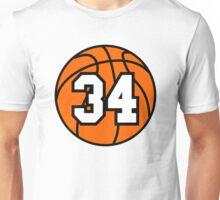 Basketball 34 Unisex T-Shirt
