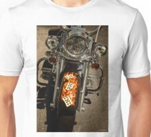 Flaming Hand Unisex T-Shirt