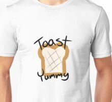 Toast Yummy Unisex T-Shirt