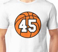 Basketball 45 Unisex T-Shirt