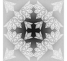 QuadraHexGasmDala V2 Photographic Print